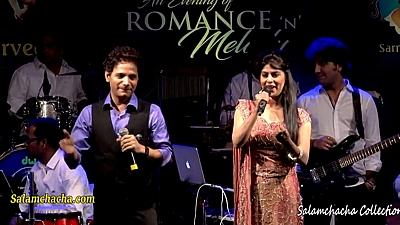 Chhup Gaye Sare Nazare (Sarrika Singh & Anil Bajpai)